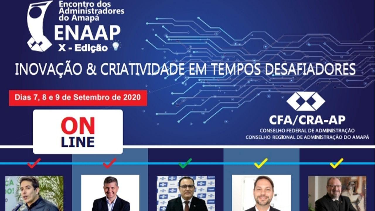 Abertas as inscrições do ENAAP