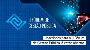 Fórum prevê desconto na inscrição para grupos a partir de seis participantes